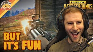 Oh For Fun's Sake - chocoTaco PUBG Gameplay