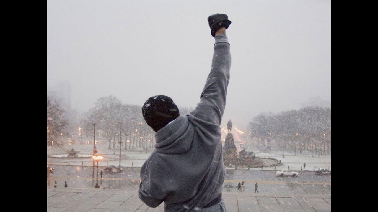Rocky Sigue Luchando Motivación