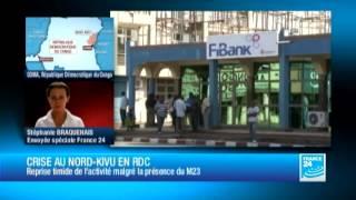 Nord-Kivu : reprise timide de l