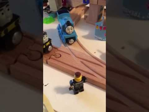 Grant Thomas the tank engine spoof