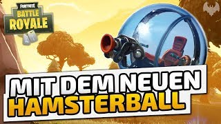 Mit dem neuen Hamsterball - ♠ Fortnite Battle Royale ♠ - Deutsch German - Dhalucard
