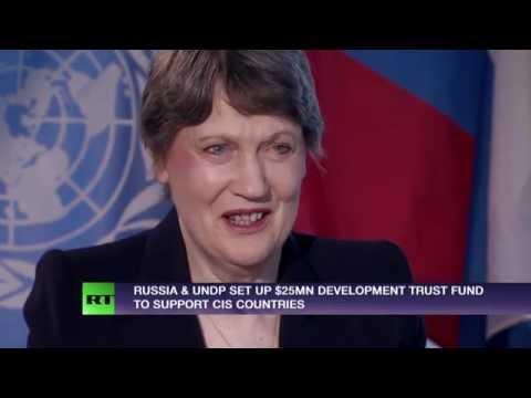 DEVELOPING STORY? (Ft. Helen Clark, UNDP Administrator)