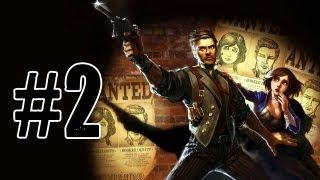 Bioshock Infinite - Gameplay Walkthrough - Part 2 (PS3/X360/PC) [HD]