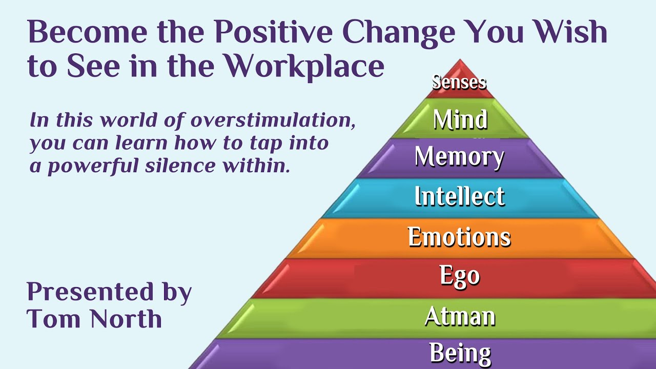 how to become positive at work