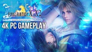 FINAL FANTASY X HD Remaster PC 4K Gameplay (Final Fantasy 10)