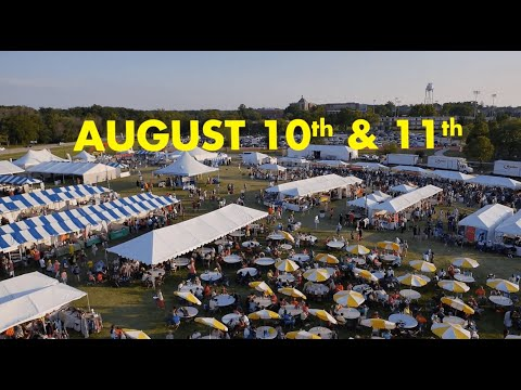 Veggie Fest 2019 - August 10th and 11th! - YouTube