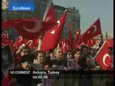 EuroNews - No Comment - Ankara, Turkey