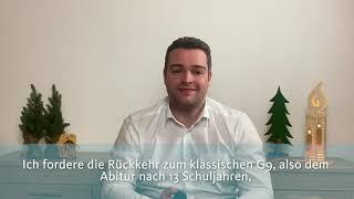 🎄 Mein politischer Adventskalender: 24 Türchen, 24 Themen - 6. Türchen!