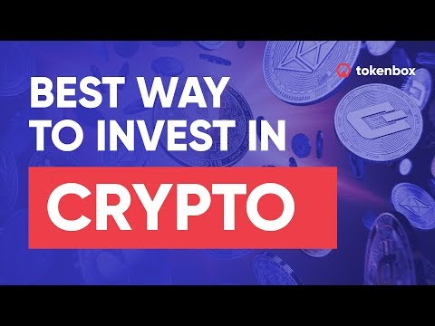 Tokenbox. Innovative platform for investing in cryptocurrency.