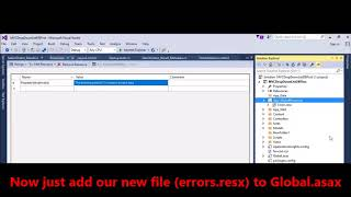 MVC -  How to overwrite default error message -  The value  ''   is not valid for Property