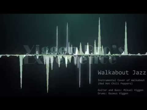 walkabout jazz cover