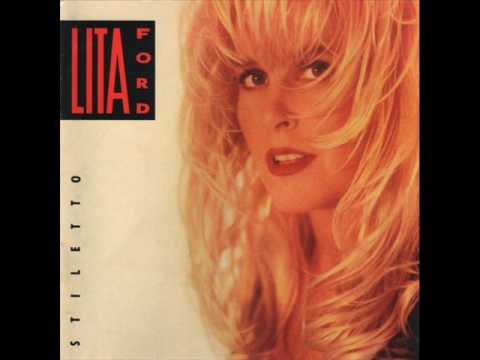 Lita Ford Stiletto 1990 Youtube