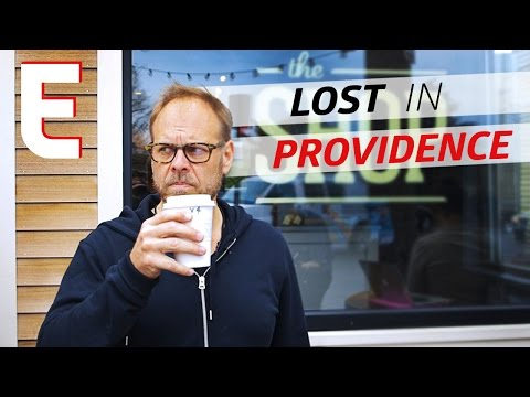 Alton Brown Needs Coffee, Please Help — On Tour With Alton Brown