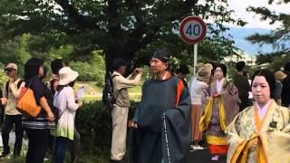 葵祭(2015年5月15日加茂街道:京都府京都市 Romantic Area Kyoto 京の都ぶらぶら放浪記)