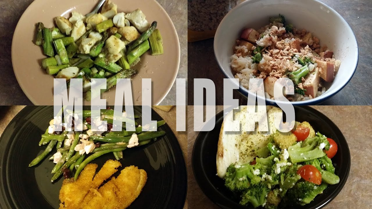 Healthy meal ideas for family a not so boring meal prep youtube forumfinder Image collections