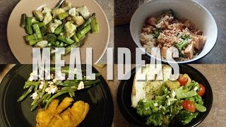 Healthy Meal Ideas for Family + a Not so Boring Meal Prep