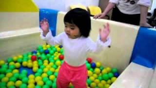 1Y7M18D Baby Jump