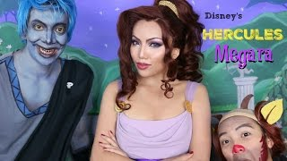 Hercules 'MEGARA' Makeup Tutorial