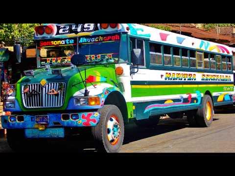 Backpacking from Lake Yojoa, to Copán, Honduras travel video #100videos100days