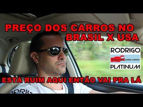 Preço dos Carros No Brasil x Usa Está Ruim Aqui Então Vai Pra Lá