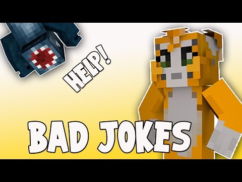 Minecraft Xbox - Island Of Eden - Stampy's Bad Jokes! [12]