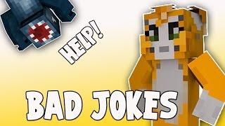 Minecraft Xbox - Island Of Eden - Stampy's Bad Jokes! [12]