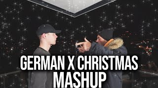 GERMAN x X-MAS | MASHUP 7 SONGS | CAPITAL BRA | BONEZ | JINGLE BELLS | FELLY...etc