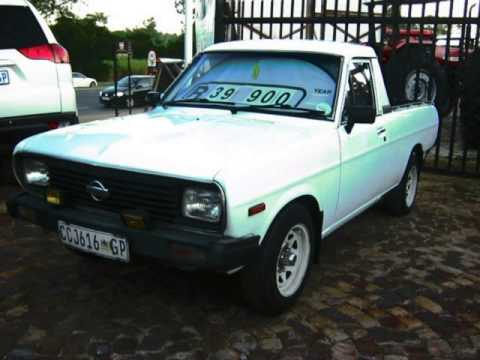 1987 NISSAN 1400 CHAMP Auto For Sale On Auto Trader South Africa