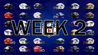 Kleschka Picks | NFL Week 2