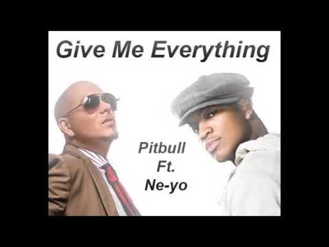 Pitbull - Give Me Everything feat. Ne yo 1 Hour Loop