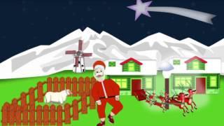 postal de navidad animada gratis 5