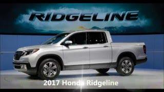 2017 Honda Ridgeline from Milton Martin Honda Serving Atlanta, Rome and Dalton, GA!