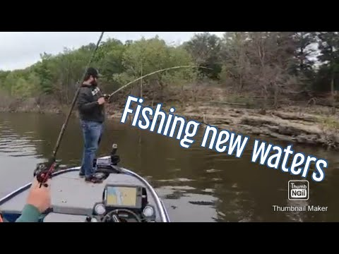 Fishing A New Lake:  Pomme De Terre