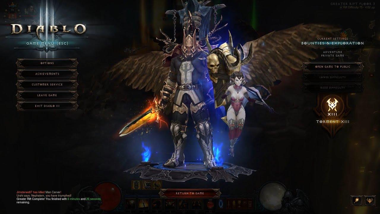 Diablo Crusasdor Build Seasonal