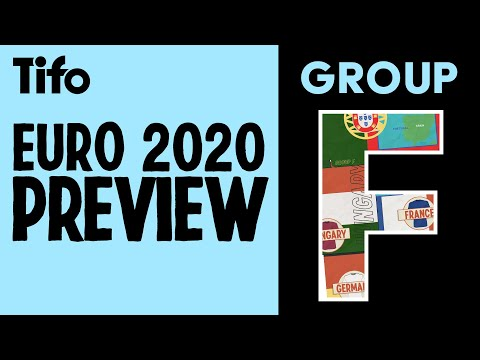 Group F - Germany, France, Portugal & Hungary - UEFA Euro 2020 Preview