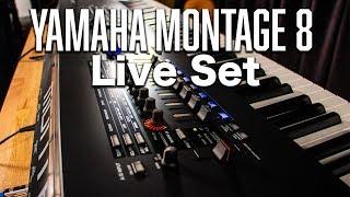 Montage 8: Live Set