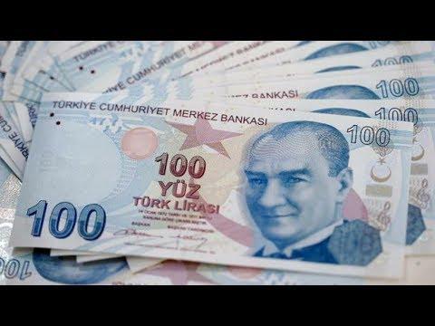 Денежные депозиты в банках Турции