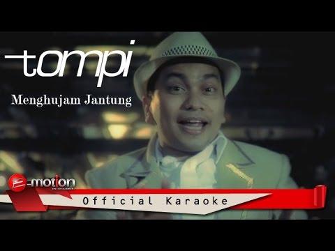 Tompi - Menghujam Jantungku (Official Karaoke Video)