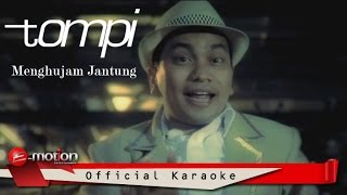 Tompi - Menghujam Jantungku (Official Karaoke Video)