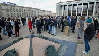 Як ацэньваюць Дзень Волі жыхары Менску І Как оценивают День Волі в Мінске