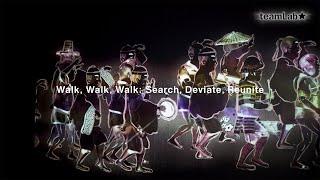 Walk, Walk, Walk: Search, Deviate, Reunite