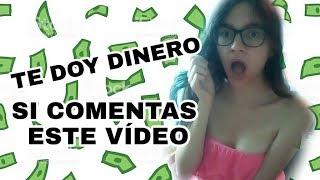 TE DOY 100 EUROS POR COMENTAR ESTE VÍDEO!!!!! SORTEO