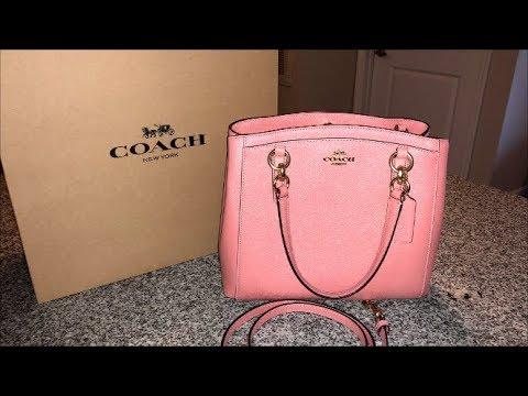 1db27c991f9d0 COACH Crossgrain Leather Minetta Crossbody Shoulder Bag
