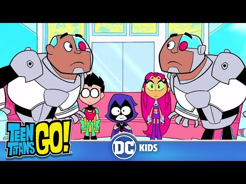 Teen Titans Go! | Double Time | DC Kids
