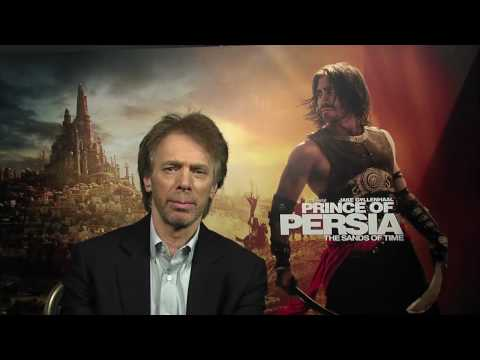 Prince of Persia - Jerry Bruckheimer Interview