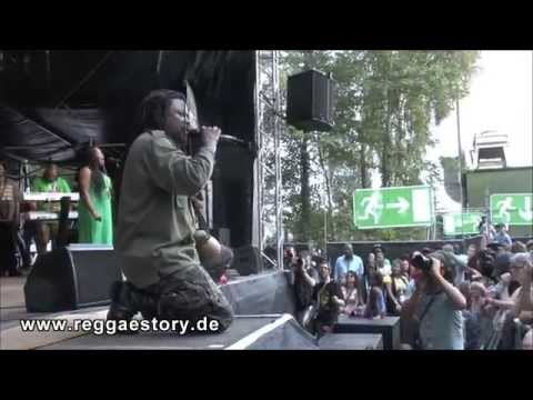 Luciano - 5/5 - It's Me Again Jah + Go Marching In - Reggae Jam 2014
