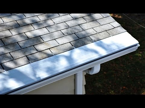 Gutter Protection Covers - Gutter Helmet MN