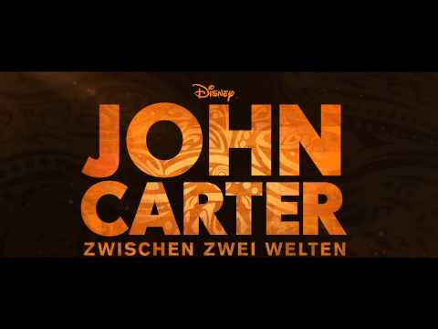 Disney JOHN CARTER Super Bowl Spot (German) HD