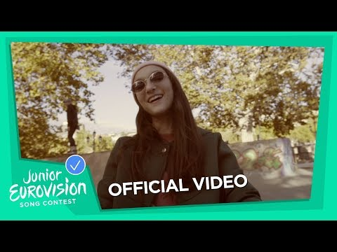 Tamar Edilashvili - Your Voice - Georgia 🇬🇪- Official Music Video - Junior Eurovision 2018