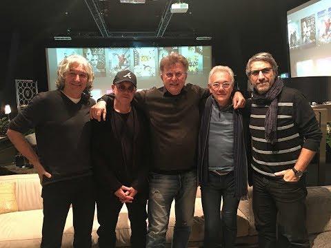 Legacy (Phil Palmer, Alan Clark, Trevor Horn, Marco Caviglia) int by Red Ronnie - Milan 23.11.17